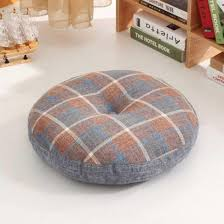 round shape bed sofa pillow