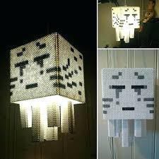 minecraft redstone lamp how to make