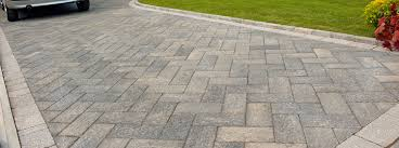 how to remove stains from block paving