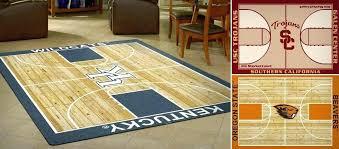 basketball court area rug best of milliken ncaa court rug collection basketball court rug basketball court