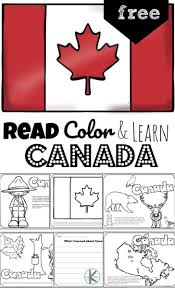 When a child colors, it improves fine motor skills, increases concentration, and sparks creativity. Free Read Color And Learn About Canada For Kids