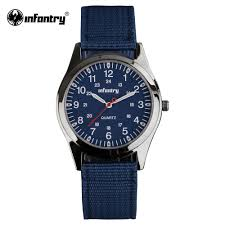 online buy whole tactical mens watch from tactical mens infantry mens watches military brand tactical quartz sports watches blue ultra thin nylon strap luminous watch