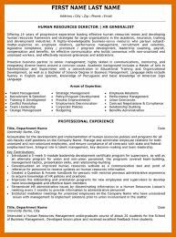 9 10 Hr Manager Resume Sowtemplate
