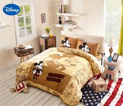 Mickey Mouse Bedroom Popular Mickey Mouse Comforter Sets Buy Cheap Mickey Mouse