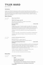 Home Care Provider Resume Beautiful Childcare Provider Cv