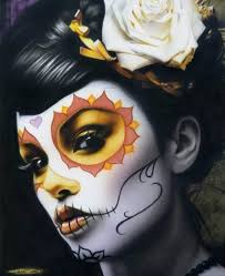 besides  additionally  furthermore Beautiful day of the dead skull   Sugar Skull     Gurdy '16 together with  as well DIA De Los Muertos Face   Dia De Los Muertos  Around the World besides  as well  together with 74 best Day of the dead images on Pinterest   Carnivals  Cool furthermore Full sleeve day of the dead tattoos  TattooModels   Day of the also . on best day of the dead images on pinterest angels sugar skulls tatoos guy makeup halloween costume ideas dia de los muertos skull la muerte tattoos portrait face mask tattoo