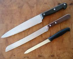 Florentine Kitchen Knives By Tomer BotnerKitchen Knives For Sale