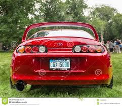 1994 Toyota Supra MK IV, EyesOn Design, MI Editorial Image - Image ...