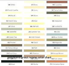 Laticrete Color Chart Sanded Grout Color Chart Caulk Laticrete Colors Xerb Info