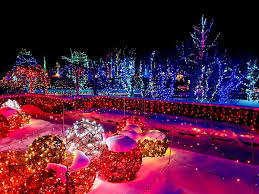Yogi Bear Park Eureka Mo Christmas Lights Maine From The Best Christmas Light Displays In Every State