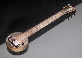 History of the Electric Guitar!