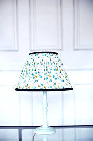 blue and white lamp shade best traditional hand stitched shades images on light erfly red striped