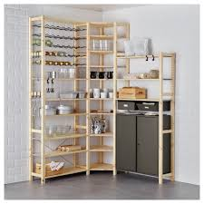 Strong Hold Cabinets Ivar System Combinations All Parts Ikea
