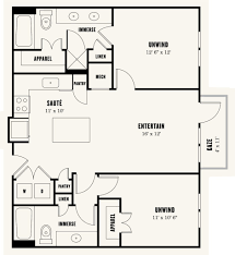 bed 2. Interesting Bed Finding The Perfect Home Is Easy When You Can Choose From A Premiere Suite  Of Luxury Apartment Floorplans Like 2 Bed2 Bath In Fort Worth And Bed