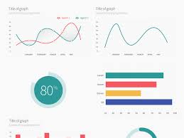Line Chart Sketch Flat Charts And Graphs Freebie Download Sketch Resource