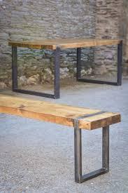 industrial wood furniture. industrial bench seating from our u0027wood u0026 steelu0027 by originsouth wood furniture