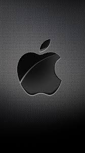 Black Apple iPhone Wallpapers on ...
