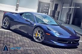 ferrari 2013 blue. 2013 ferrari 458 italia spyder by autodynamica blue
