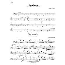 bassoon sheet music music for three volume 2 part 3 for cello and bassoon published by