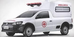 Resultado de imagem para foto de duas ambulanças