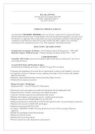 Assistant Account Executive Resume Examples. Sample Resume For ...