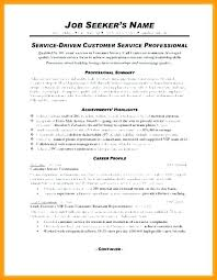 Career Summary Examples For Resume Delectable Summary Examples For A Resume Project Manager Resume Summary