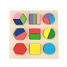 Bricks & <b>Blocks Toys</b> & Games #1 Kids <b>Wooden Block</b> Matching ...
