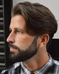 15 Mooie En Stijlvolle Lange Haarstijlen Heren Heren Haarstijlen