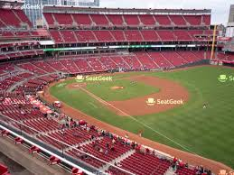 Great American Ball Park Section 417 Seat Views Seatgeek