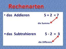 exponenten subtrahieren