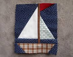 67 best BOAT Quilts... images on Pinterest | Party boats ... & Sailboat paper pieced quilt block Adamdwight.com