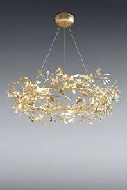 gold ceiling light blossom 9 light chandelier rose gold ceiling light shade