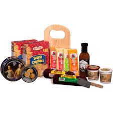 deli direct wisconsin cheese sausage large gift basket 14 pc basket walmart