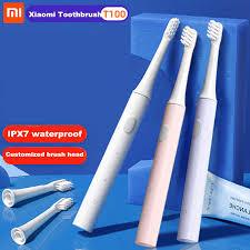 Original <b>Xiaomi Mijia T100</b> Mi Smart Electric Toothbrush 30 Day Last ...