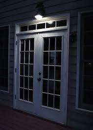 outdoor solar wall lights. Gama Sonic GS-122-PIR Barn Motion-sensing Outdoor Solar Wall Light Outside Lights