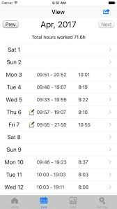 Timesheet Is By Digital Stacks Corporation
