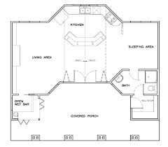 First Floor Plan Of Poolhouse Plan 95941  Just Add Water Pool House Floor Plans