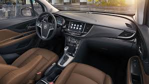 buick encore 2015 interior. photo showing the heated driver and front passenger seats avilable in 2017 buick encore compact 2015 interior