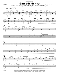 Smooth Honey Based On The Chord Changes To Satin Doll Drum