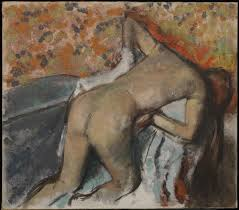 file 1890 degas after the bath woman drying herself jpg