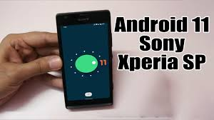 Install Android 11 on Sony Xperia SP ...