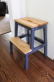 Adorable Kitchen DIY Makeovers That Transform The IKEA Bekvam Step Stool In  Ikea ...