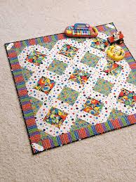 Free Crib Quilt Pattern: Baby Genius Synapse - The Quilting Company & Baby Genius Synapse Quilt Adamdwight.com