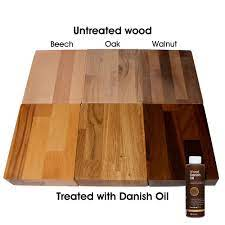 wood oil finish what oil gives the