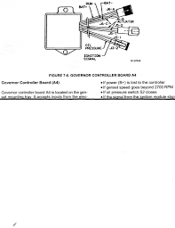 i have a onan 4500 generator which which starts right up but Onan 4000 Generator Wiring Diagram Wiring Diagram For Onan Generator 4500 #22