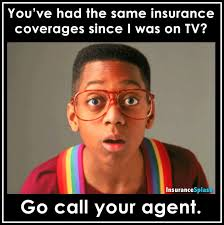 call your insurance agent