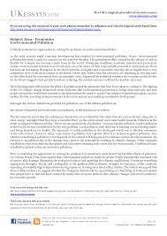 pollution essay academic essay writing essay on water pollution