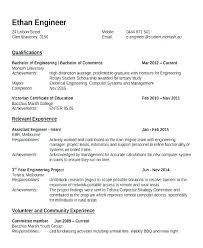 Resume Samples For Lecturer In Engineering College Sample Cv