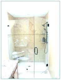 alternatives to glass shower doors mesmerizing window pane shower door alternatives to glass shower doors clean