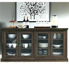 antique buffet table with glass doors medium size of furniture sideboard with glass doors ikea sideboard